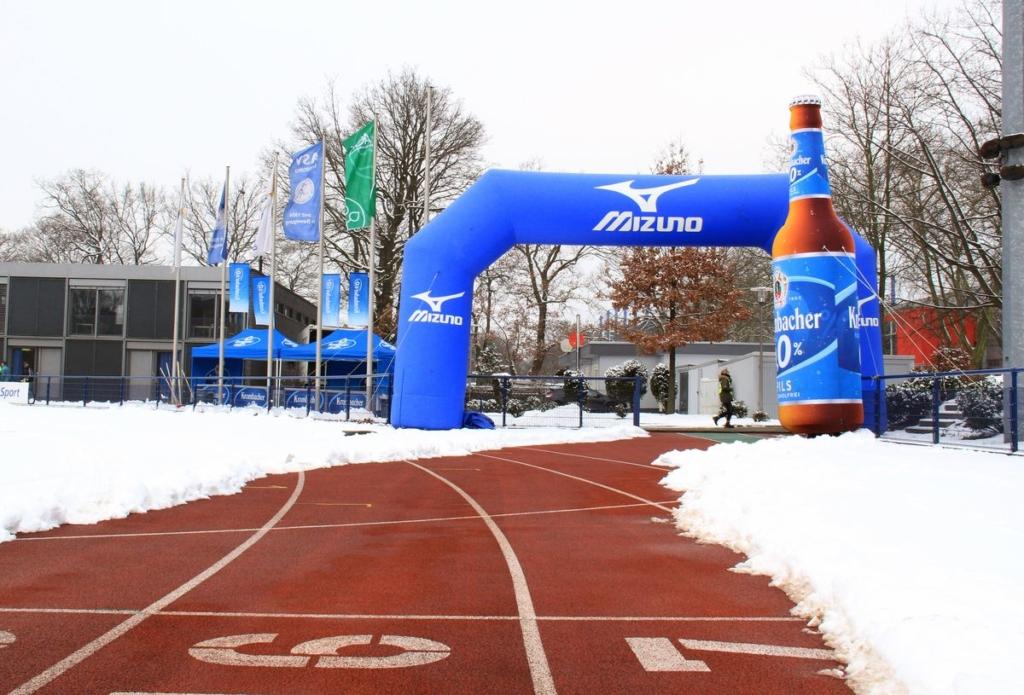 Winterlaufserie ASV Duisburg Eindrücke