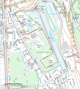 Winterlaufserie Strecke 7,5 km
